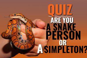 Snake Pets