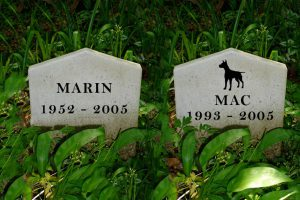 Pets Can Be Buried Alongside Their Owners
