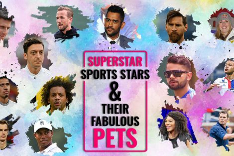 Sports Stars And Their Fabulous Pets