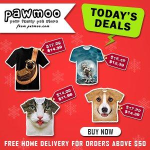 Pawmoo Sale!