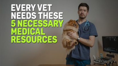 Every Vet Needs These 5 Necessary Medical Resources