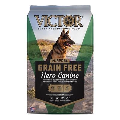 victor-purpose-grain-free-hero-canine-dry-dog-food