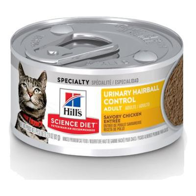 hills-science-diet-wet-cat-food-adult-urinary-hairball-control-best-bet-for-controlling-hair-shedding