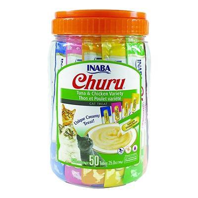 inabachuru-tuna-chicken-puree-variety-pack