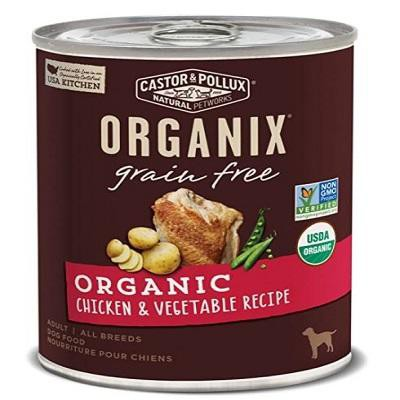 castor-pollux-organix-grain-free-chicken-vegetable-recipe-canned-food