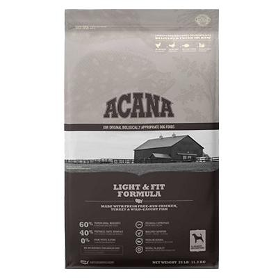acana-light-and-fit-formula-dog-food