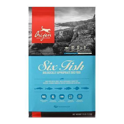 orijen-six-fish-high-protein-dog-food