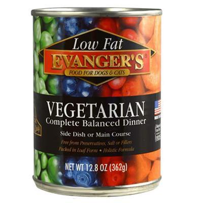 evangers-dog-cat-food-low-fat-vegetarian-dinner-canned-dog-cat-food
