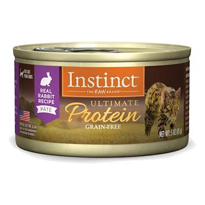 instinct-ultimate-protein-grain-free-pate-real-rabbit-recipe-wet-cat-food