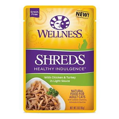 wellness-healthy-indulgence-shreds-with-chicken-turkey-in-light-sauce-grainfree-wet-cat-food-pouches