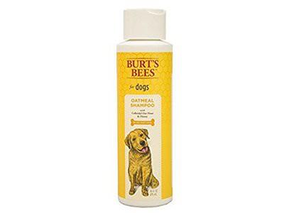 burts-bees-oatmeal-shampoo - Dog Shampoo