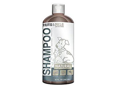 paws-pals-natural-shampoo - Dog Shampoo