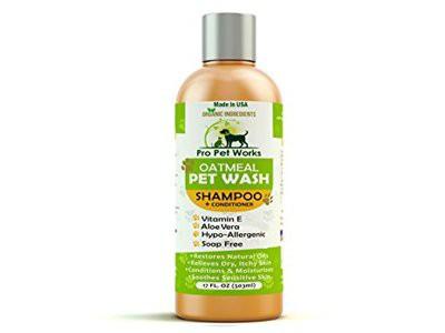 pro-pet-works-oatmeal-shampoo