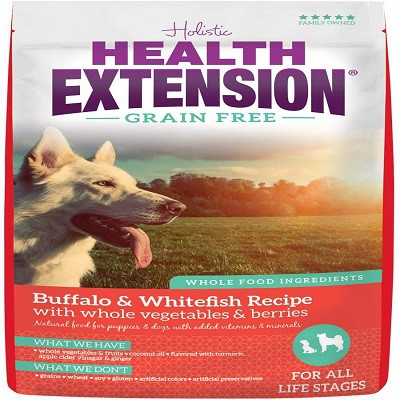 health-extension-grain-free-dry-dog-food-buffalo-and-whitefish-recipe