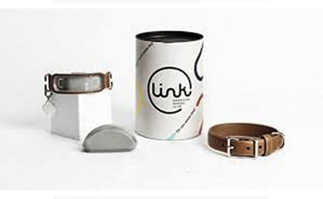 link-akc-dog-collar - Smart Pet Trackers